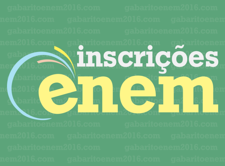 ENEM-INSCRICOES
